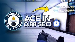 Critical Ops WORLD RECORD Fastest Ace Ever 10 Awesome Aces