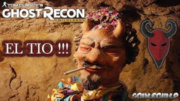 Ghost Recon: Wildlands | EL TIO!!! | Maske | Guide | Taktik | Fundorte | realer Hintergrund