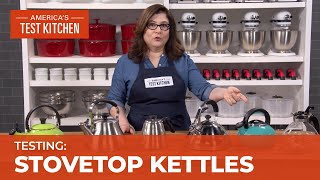 What's the Best Stovetop Kettle?