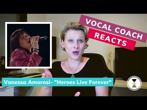 Vocal Coach Reacts