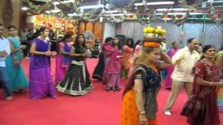 Navaratri 2009 at Divya Dham Temple-Day 9