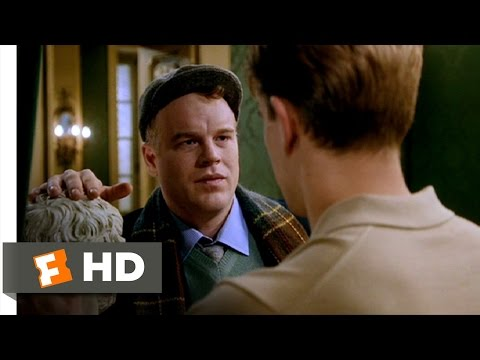 The Talented Mr. Ripley (7/12) Movie CLIP - Freddie's Suspic