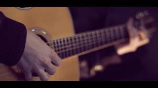 Популярная песня Басты  Выпускной Медлячок на гитаре