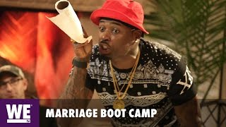Memphitz's Meltdown | Marriage Boot Camp: Reality Stars Season 5