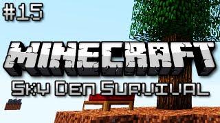Minecraft: Sky Den Survival Ep. 15 - BARNYARD FRIENDS!