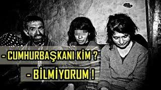 Tüm Türkiye Bu Röportajı Konuşuyor. Kutsal Dağı 300 Yıldır Terk Etmeyen Aile