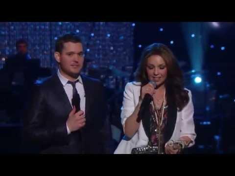 Michael Buble &Thalia
