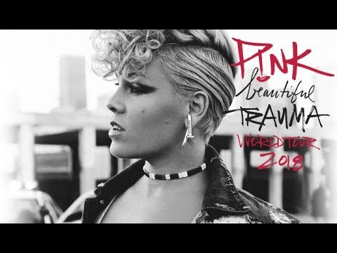 5* Review PINK Beatiful Trauma WORLD TOUR Dates 2019 - EXCLUSIVE HD VIDEO