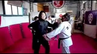 KHF Hapkido Lessons. Master Choi Jong Moon