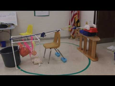 Modified Equipment for Individuals with Low Incidence Disabilities