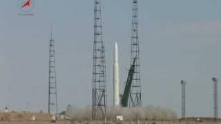 Start der letzten Zyklon-2 11K69 mit Kosmos 2421