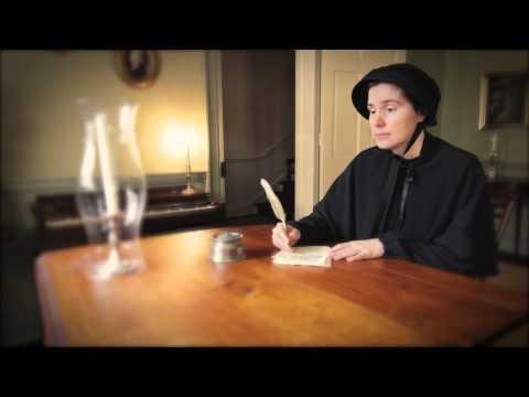Mother Seton 40th Anniversary of Canonization, 4th of 9 scenes