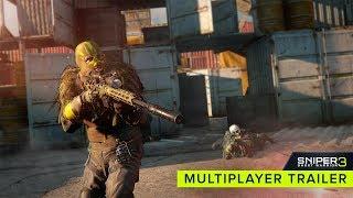 Sniper Ghost Warrior 3 - Multiplayer Trailer