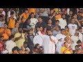 ابداع جمهور الزعيم في مباراة الديربي 2-0