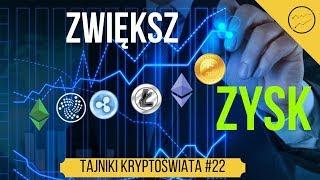 Jak realizować zyski na rynku krypto? Metoda handlu | Tajniki Kryptoświata #22