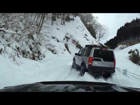 Snow Attack in TONOMINE LR3