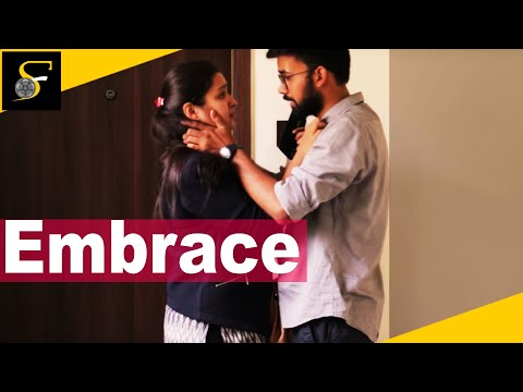 Every Couple Must Watch |  Hindi Romantic Short Film - Embrace