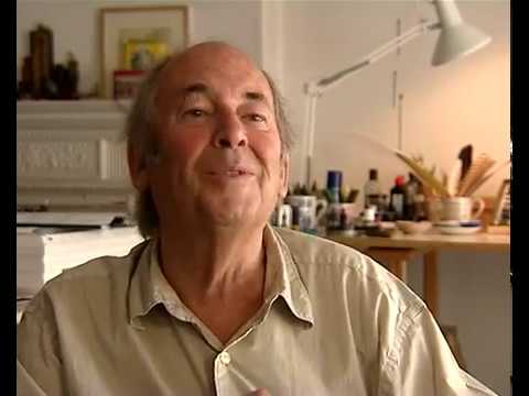Quentin Blake - Teaching at the Royal College of Art (Part 4) (20/65)