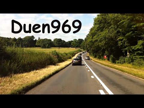 London Streets (558.) - Esher - Cobham - East Horsley - East Clandon - Guildford
