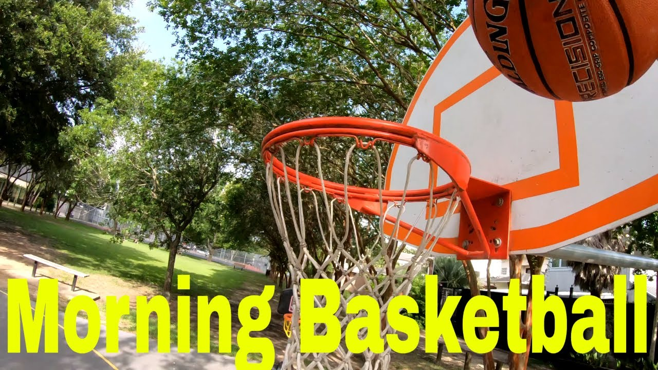 June   2019   Basketball Game