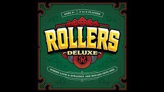 Dad vs Daughter - Rollers Deluxe - Unboxing