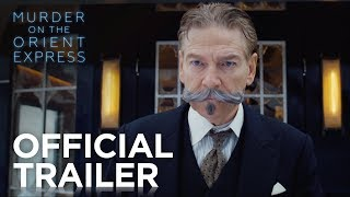 Murder on the Orient Express | Official Trailer [HD] | 20th Century FOX thumbnail