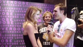 Vogue Fashion's Night Out 2011: Renzo Rosso e Ashley Smith da Diesel per Loverdose (I)