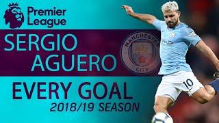 All goals Manchester City39s Sergio Aguero scored during 2018-2019 Premier League season  NBC Sports