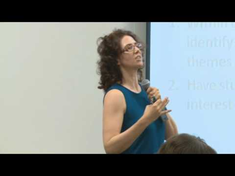 Fall 2016- Keynote Presentation: Practicing Equity, Cultivating Success