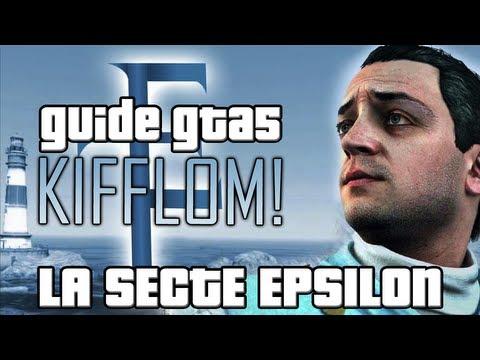 GUIDE GTA 5 - Obtenir le trophée 'Kifflom!' et 2'100'000$ ! TOUT sur la Secte Epsilon