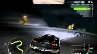 El Gran Cañon! | Need For Speed: Carbon