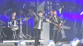 Adam Lambert - Fusion Festival Cofton Park Birmingham UK - Sunday 30th August 2015 [full set]