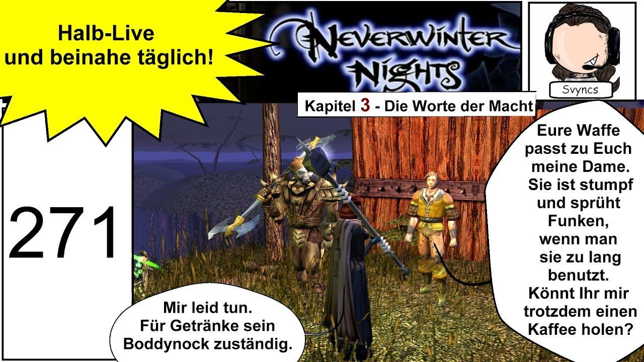 Let\'s Play NWN 1 Teil 271 [Ger] - Stumpfe Waffe, Stumpfer Geist ...
