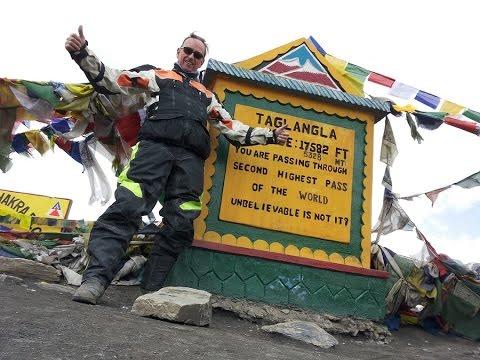 Himalaya by motorbike