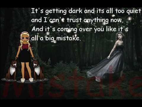 Zwinky Taylor Swift Haunted Music Video