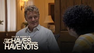 Jim Makes Hanna an Unimaginable Offer | Tyler Perry's The Haves and the Have Nots | OWN