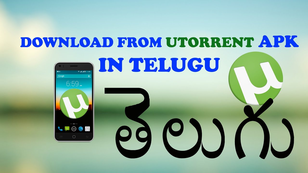 download utorrent for android uptodown