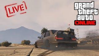 GTA 5 ONLINE - Drift, Corridas  e zoeira! Ps4