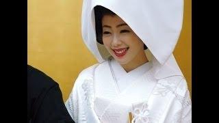 井上和香 結婚は明治神宮 旦那と挙式井上和香 旦那 現在 結婚してますが...