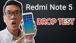 Thử độ bền Redmi Note 5: hàng Xiaomi có bền?