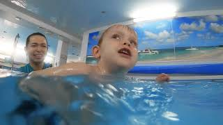 Грудничковое плавание в Краснодаре | Родник #07