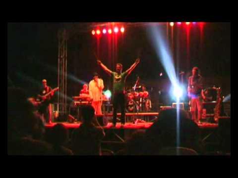 Derrick Morgan - Live At Parco Della Cittadella,Pisa