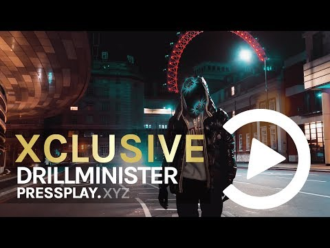 Drillminister - N.I Backstop (Music Video)