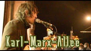 David William - Karl-Marx-Allee (Live - Princes Street - 21st October 2019)