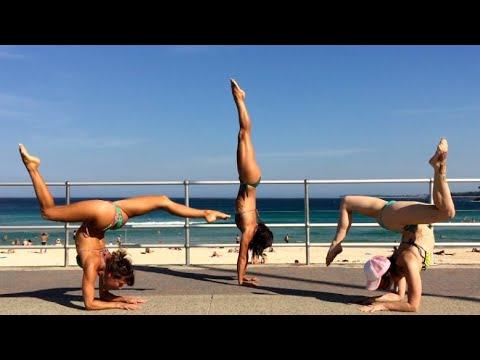 Bondi Bodies Bondi Beach Bar Brutes   Pull Ups + Freestyle Comp   Bondi Beach