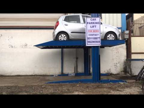 Asmita engineering equipments Car parking lift