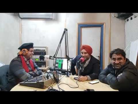 Interview of Dr. Dalvir Singh Pannu on Radio Mast FM 103 Lahore Studio
