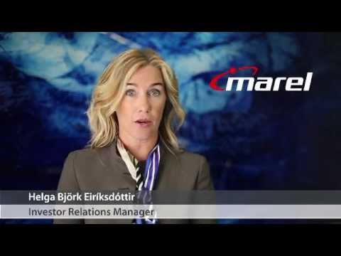 Marel Icelandic Stock Market