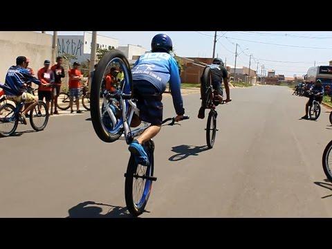 Campeonato de Wheeling Bike Categoria Mista - NOSE 2015