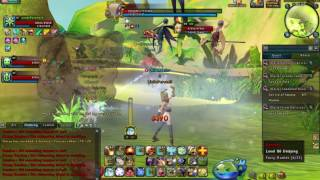 Ragnarok Online 2: Naiad Farming jam :)